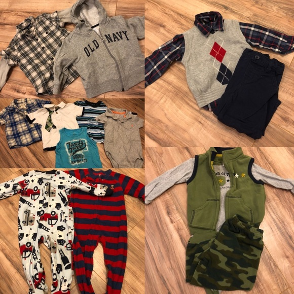 daf02969951e GAP Other - Baby boy lot sizes 12